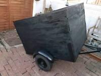 4 ft trailer
