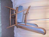 Original Ercol armchair in superb restored condition
