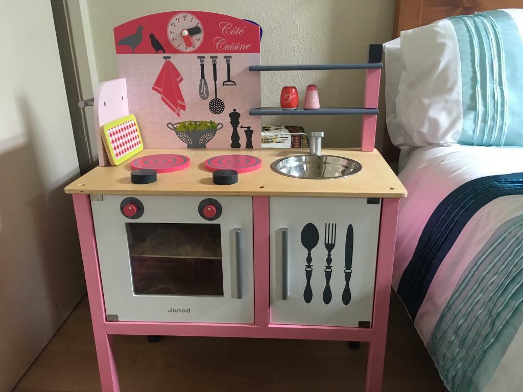 Janod Toy Kitchen With Accessories In Newbridge Edinburgh