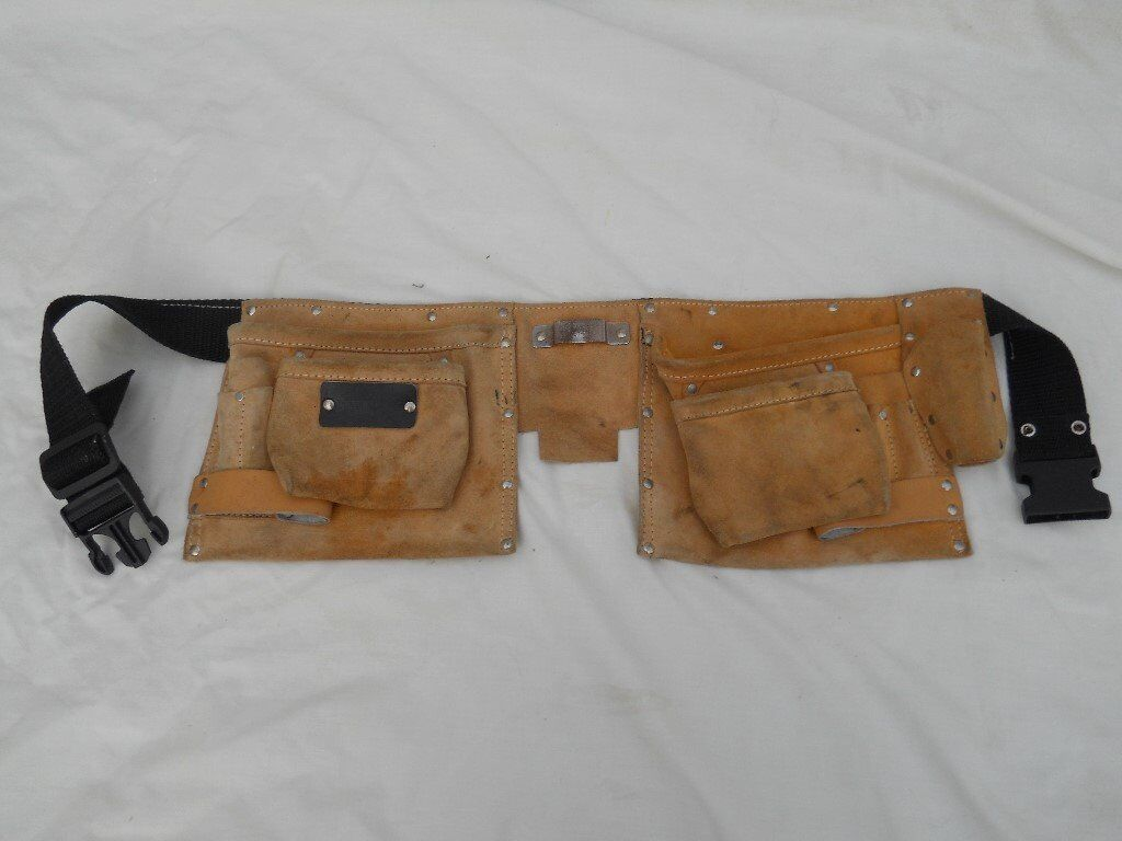 TOOL BELT / NAIL POUCH, IDEAL FOR JOINER / BUILDER / DIYER etc