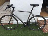 Ridgeback Genesis Hybrid Bicycle