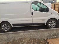 245/45/18 Renault trafic,Vauxhall vivaro,Nissan primastar...