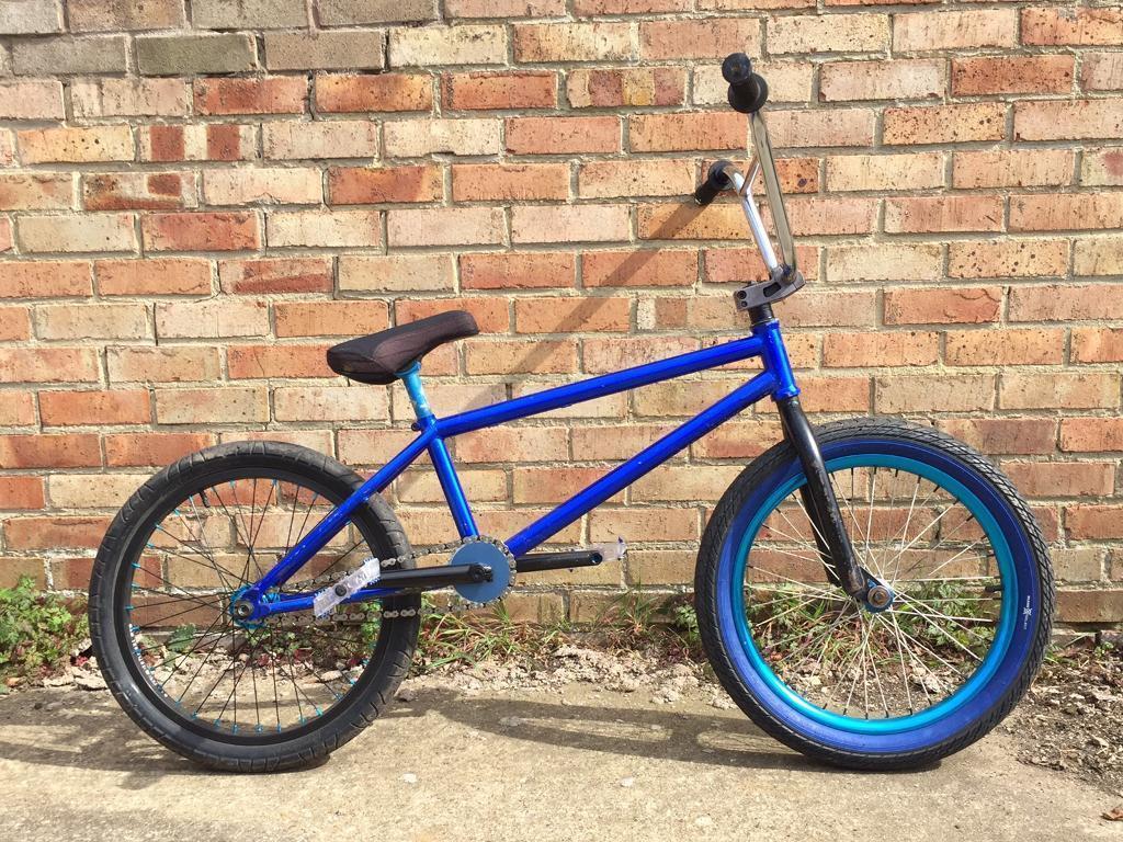 Rare Custom Built Federal Lacey Bmx Bike Bicycle In Abingdon