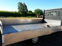 14 foot drop side alloy like new
