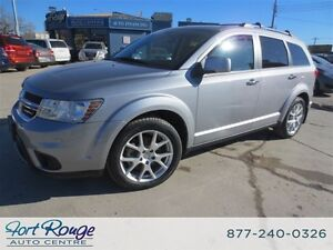 2015 Dodge Journey R/T AWD - 7 PASS/NAV/DVD/SUNROOF