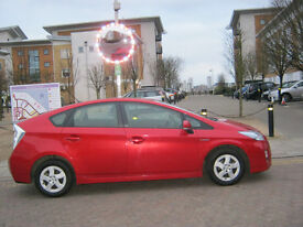 2012 toyota prius hybrid auto, 1 owner, 12 mot, met red, 152k f/s/h, hpi clear 100%