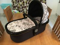 Icandy Peach Special Edition World Carrycot
