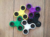 Fidget Finger Spinner Hand Focus Fun Toy For Family and Kids