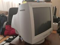 16 inch monitor (CRT)