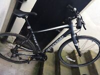 Cannondale Quick 4 Large Si bicycle £125 ONO