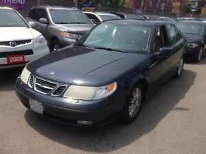 2005 Saab 9-5 Arc 2.3T LOADED Leather Alloys All PWR Opts