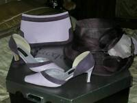 Jaqcues Vert hat shoes and handbag