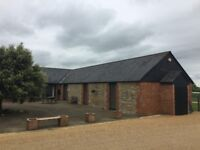 Rural office location with you access to main roads