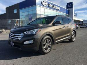 2013 Hyundai Santa Fe Sport 2.4 Premium AWD