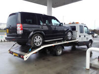 Car Recovery / Transport Nationwide : Badgers 4x4 Ltd . South West based.
