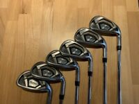 Callaway Rogue Iron set 5-pw Project X 6.5 right hand