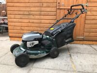 HAYTER RANGER 3 in 1 Petrol Lawn Mower - 50cm cut - Self Propelled