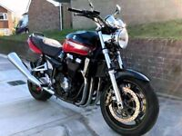 Suzuki GSX 1400 2006 Red / Black 10190 Miles