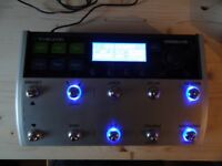 TC Helicon Voicelive 3 - Vocal & Guitar Multi Effects Processer & Looper
