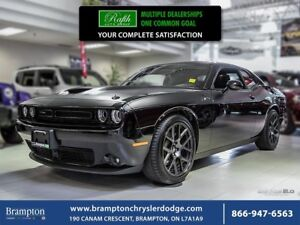 2018 Dodge Challenger T/A | EX CHRYSLER COMPANY DEMO |