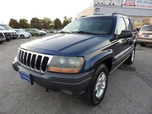 2002 Jeep Grand Cherokee Laredo,CERTIFY EMISSION TEST.(48 MONTHS