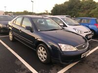 2005 FORD MONDEO LX AUTO LADY OWNER DRIVES SUPERB