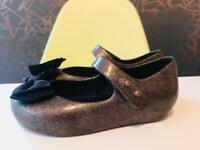 Mini Melissa Vivienne Westwood girls shoes size 6