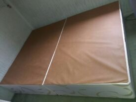 BED!! Mattress + Base