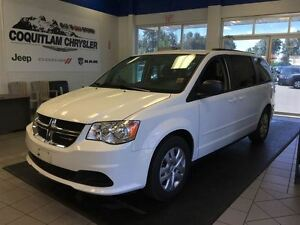 2014 Dodge Grand Caravan SXT Power Key-less entry AC  Trizone