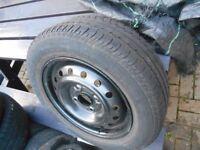 Wheel & Tyre Goodyear - 185 x 65 x R15