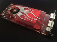 ** BARGAIN ** NEW ATI RADEON COMPUTER GRAPHICS CARD - P/N7120031800G - DVI