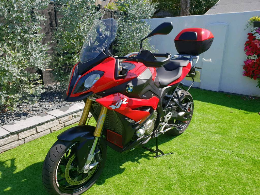 BMW S1000XR Sport SE, 7600 miles, FBMWSH. QUICK BEFORE IT'S PX'D, ONO