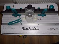 Table saw makita.