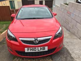 Vauxhall Astra SRI CDTI 108