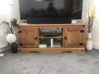 Wooden TV unit & Coffee Table