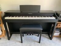 Yamaha Clavinova CLP-525 Weighted Key Digital Piano 2017