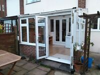 Lean-to Style Conservatory