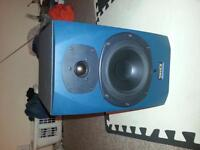 tannoy reveal active speakers blue