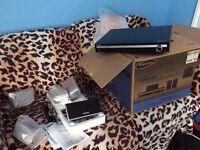Samsung DVD home cinema system with usb host HT- Q20