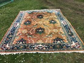 Large Handmade Ziglar Rug