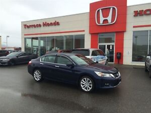 2015 Honda Accord Touring V6 A/C, Cruise, Leather