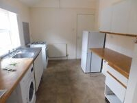 Spacious recently painted two bedroom flat close to city centre, train station