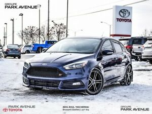 2017 Ford Focus ST 252HP+SIEGES RECARO+MAGS