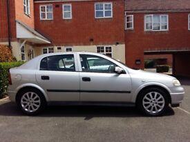 Vauxhall Astra 1.7CDTi, 04 reg