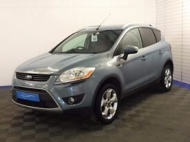 Ford Kuga Zetec TDCI 2009 with No Credit Scoring Finance* and a free Nextbase Dashcam!**