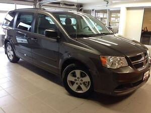 2016 Dodge Grand Caravan SE 1 OWNER LOCAL TRADE!! ONLY 2000KMS!!