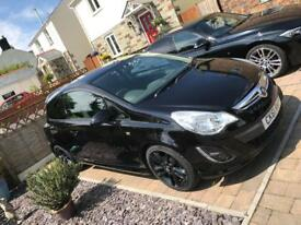 2012 Vauxhall Corsa Limited Edition 1.3 Diesel