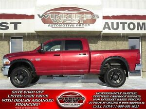 2010 Dodge Ram 3500 CUSTOM LIFTED 4X4, 6.7L CUMMINS, MAJOR MODS,