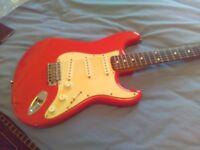 1983 JV Squire Stratocaster