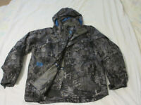 Boys Ski/Snowboard Jacket, size 152, age 11-12 'SURFANIC', used, good condition